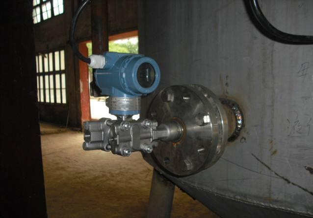隔爆型压力变送器安装过程中的注意事项