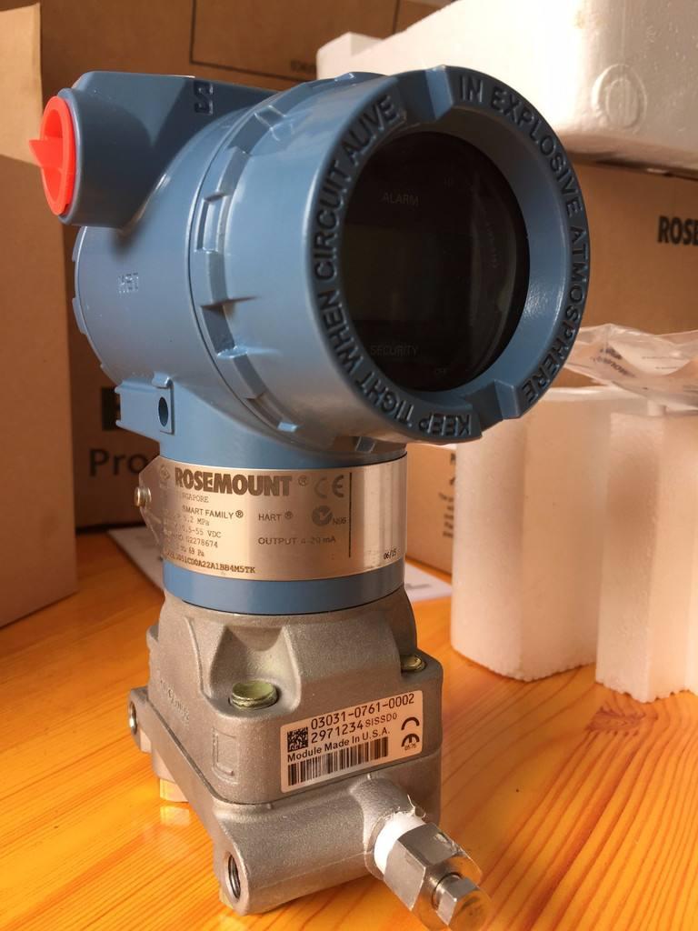 罗斯蒙特 3051cd2a压力变送器