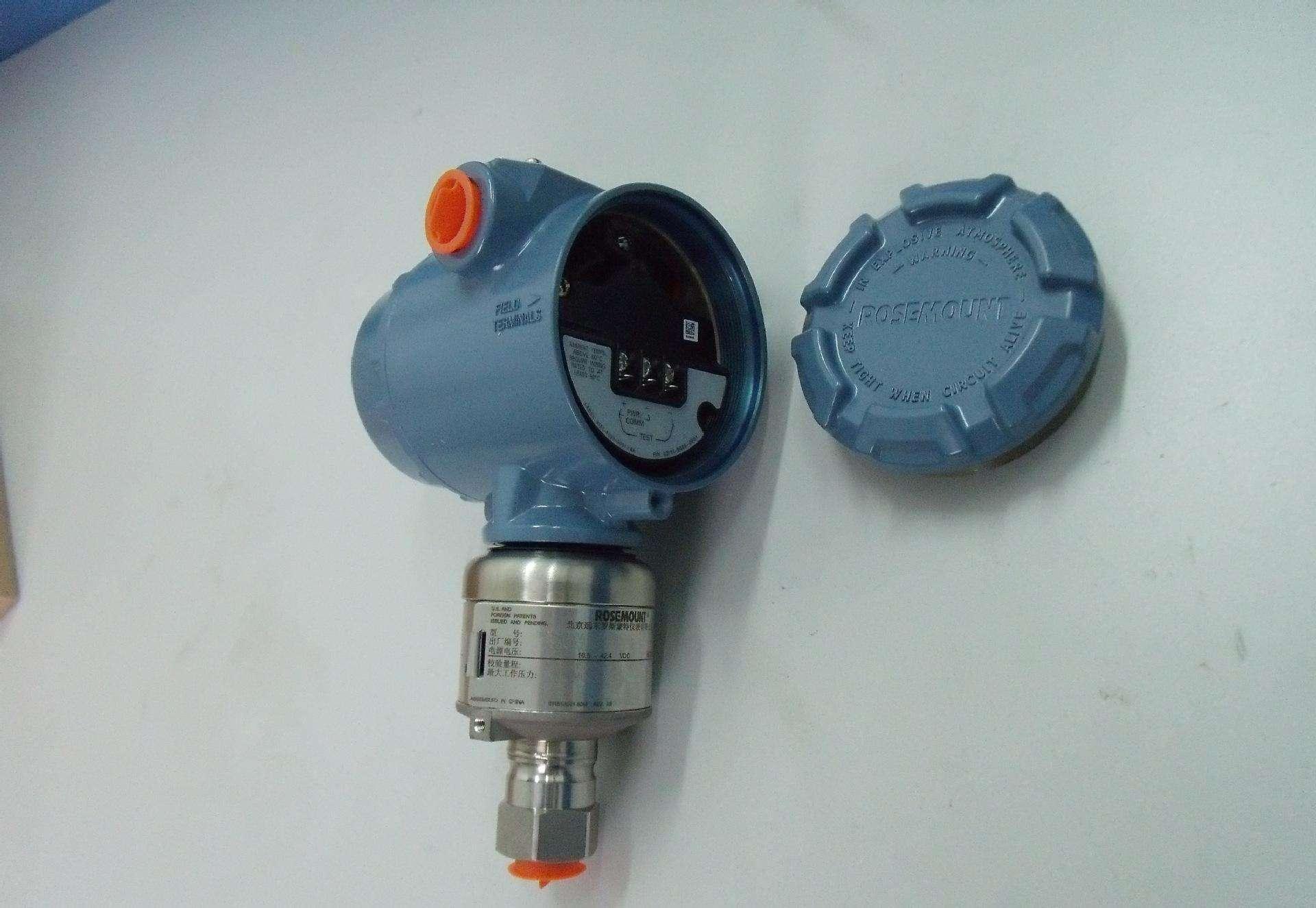 罗斯蒙特3051压力变送器拆解图